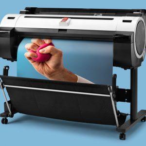 Oce CS2424 Printer