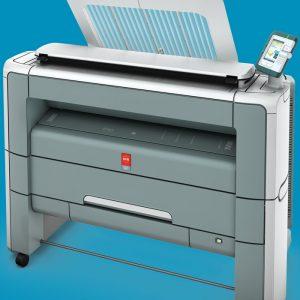 Oce PlotWave 300 Printer