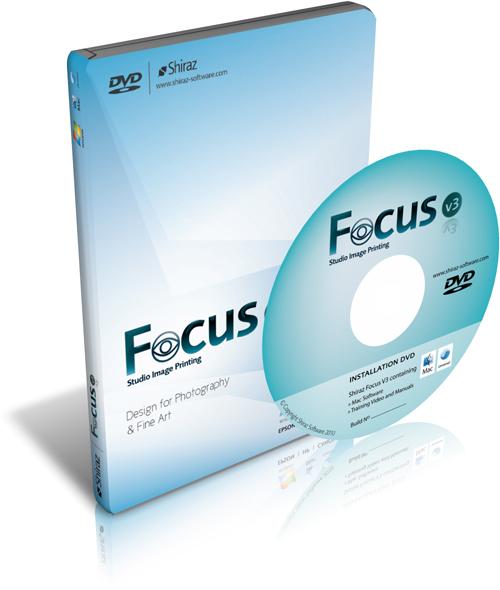 Shiraz Focus Software V3.0 Desktop Edition