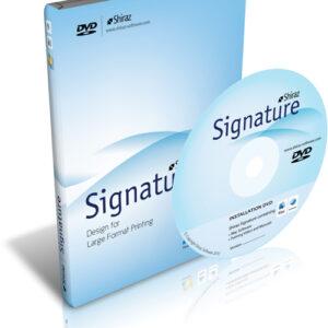 Shiraz Signature Software V7.5 Desktop Edition