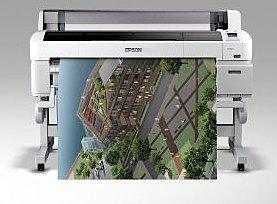 """Epson SureColor SC-T3000 - 24"""" - 4 Large Format Colour Printer"""