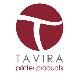 Tavira Roll Up Cassettes 800mm wide x 12 with 914mm x 30m 300 Mic Solvent - Latex Greyback Media