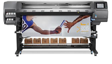 HP Latex 370 Printer - 64in - L4R41A