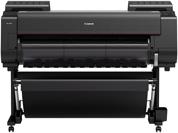 Canon imagePROGRAF PRO-4000 Graphics Printer- 44in
