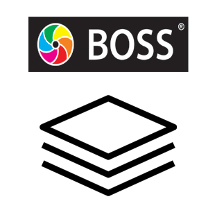 BOSS Badge Pouches