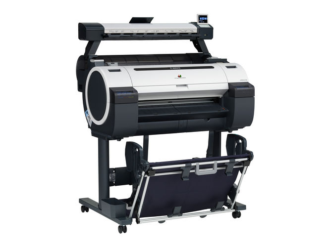 "Canon imagePrograf IPF670 MFP L24 - 24"" Multi Function Printer"
