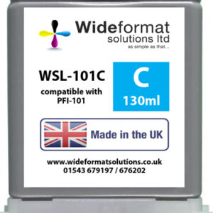 WSL-101-103 Compatible Canon 130ml Ink Cartridges